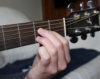 A chord photo
