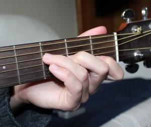 Fmaj7 chord photo