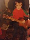 Me 2 years guitar