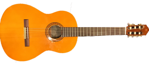 Nylon string guitar 2