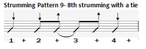 Pattern 9 Tie