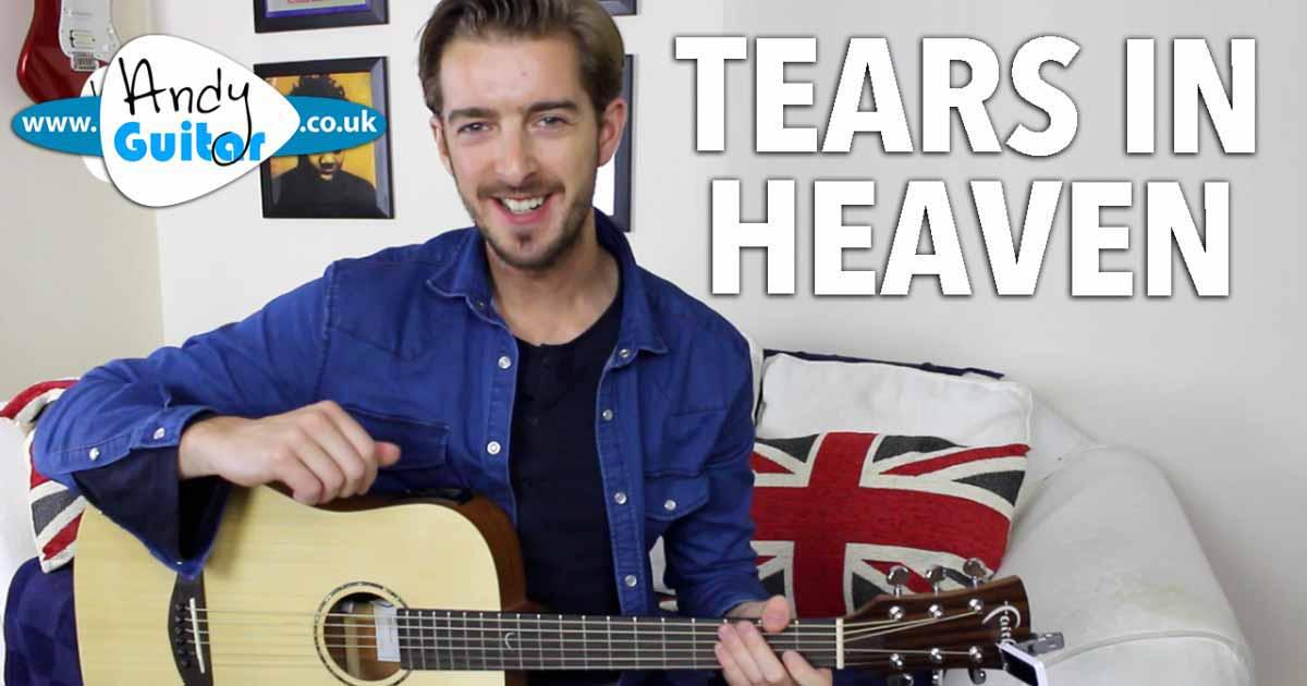 tears in heaven fingerstyle tab